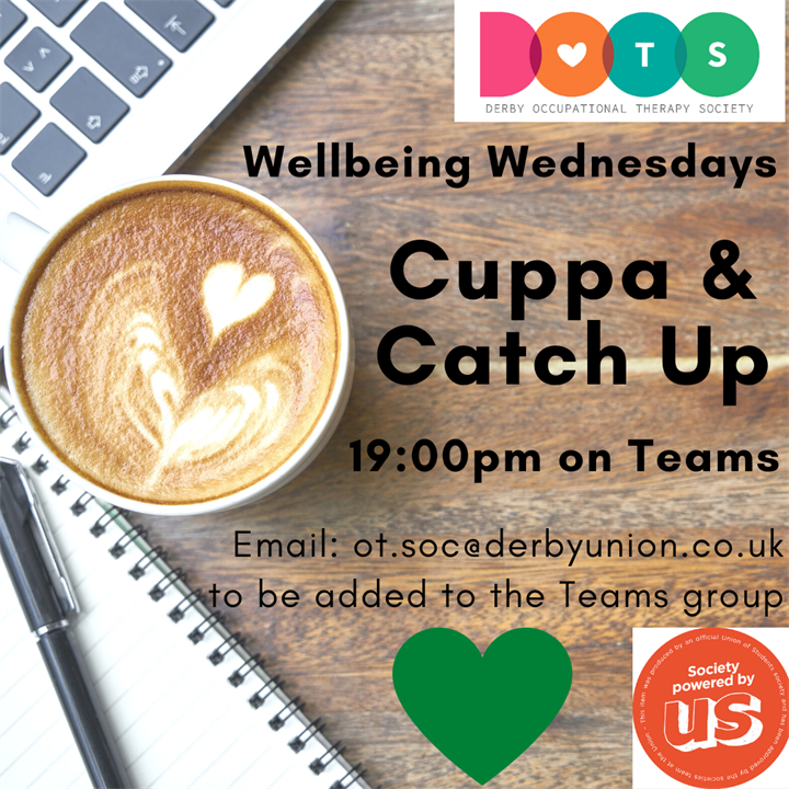 DOTS Cuppa and Catch-up