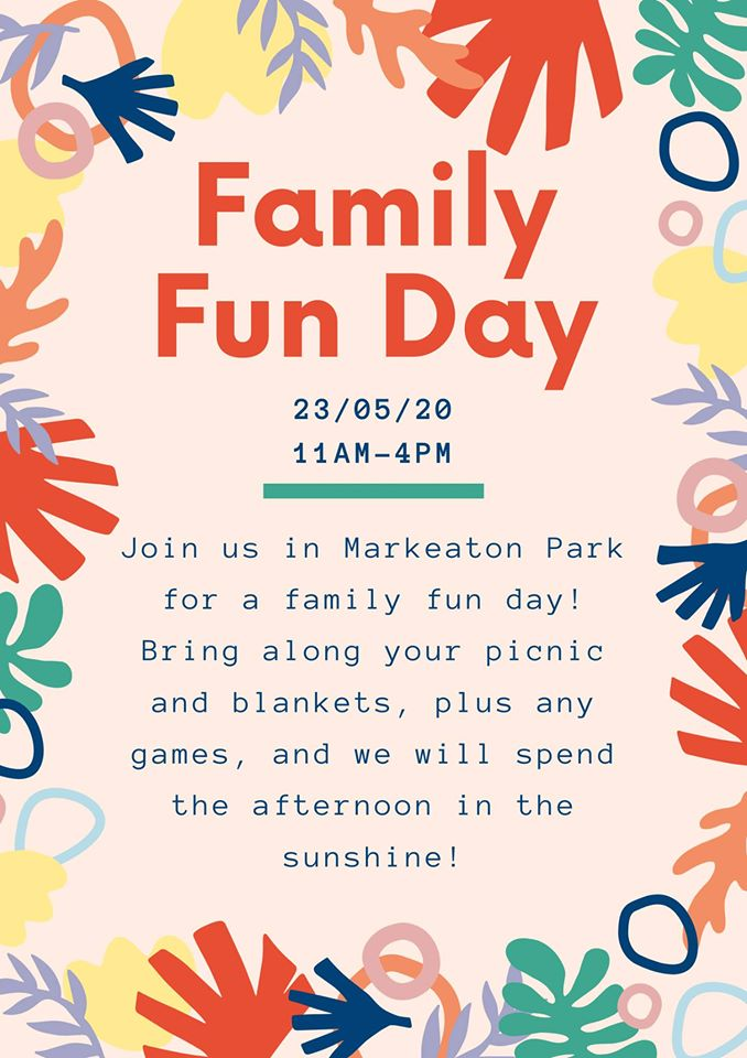 Inspire* Family Fun Day