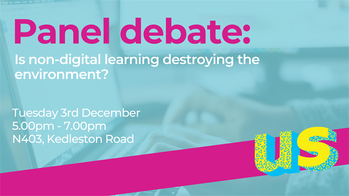 Digital December panel debate