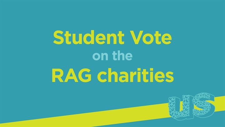 RAG Charity Pitch and Vote!