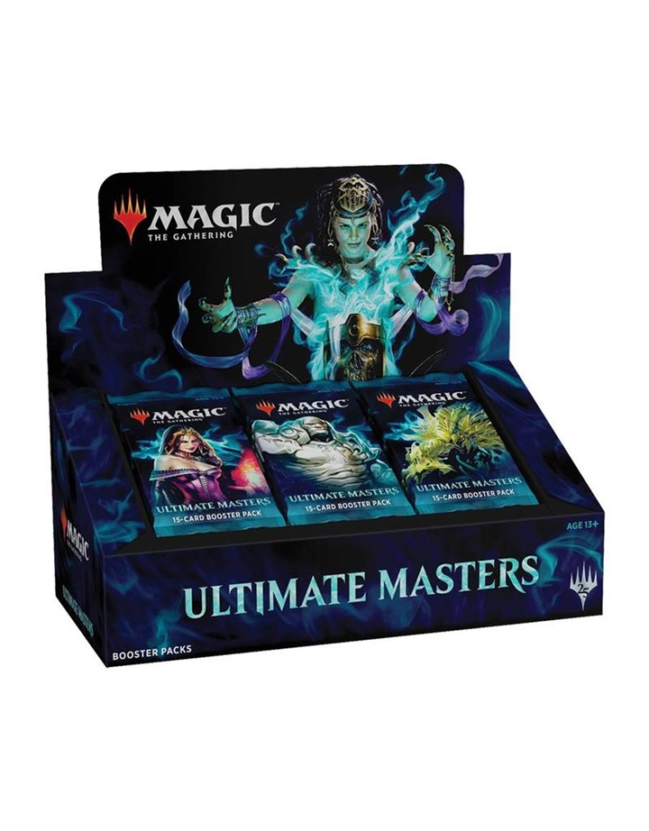 Ultimate Masters Magic the Gathering Draft