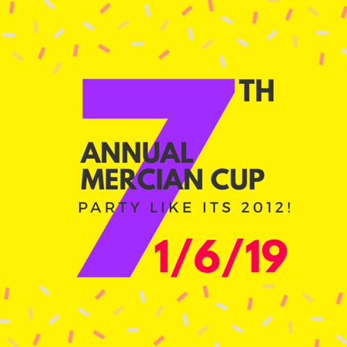7th Annual Mercian Cup
