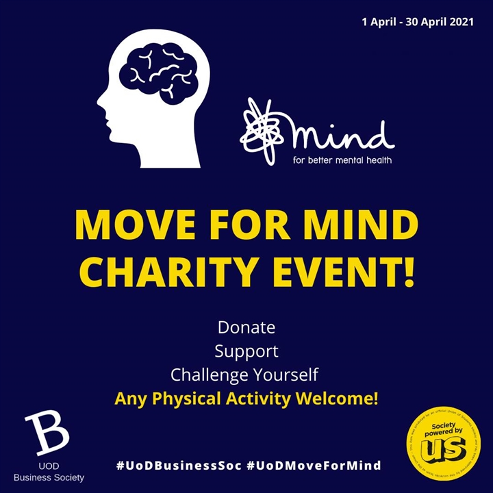 Move for Mind Challenge