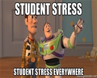 Student Stress Student Stress Everywhere