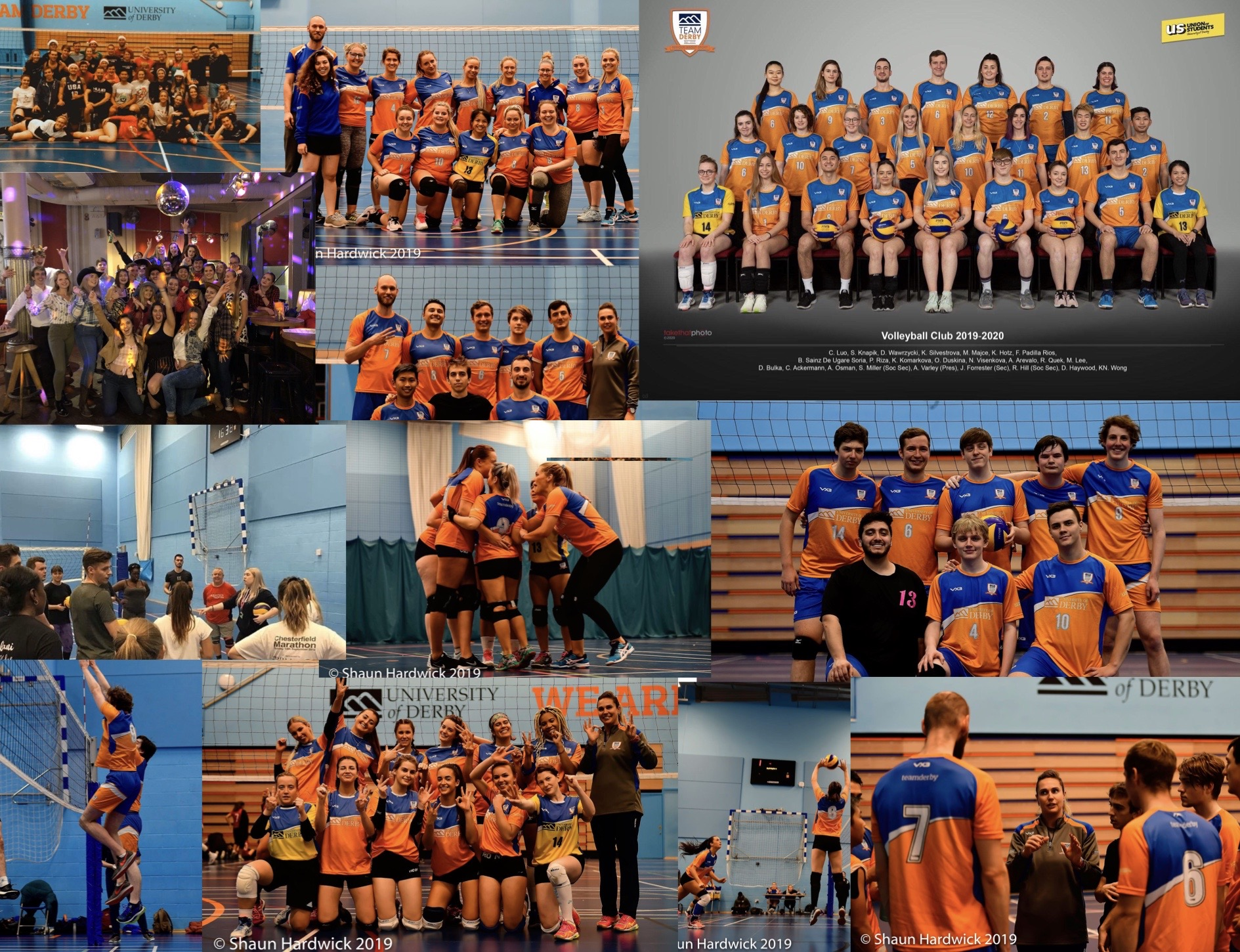 Volleyball Union Of Students